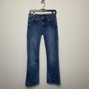 Rock & Republic Kasandra Mid-Rise Ankle Jeans